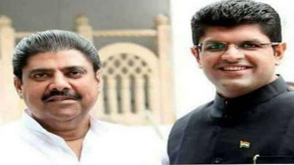 हरियाणा: पिता अजय चौटाला से तिहाड़ जेल मिलने जा सकते हैं दुष्यंत, करेंगे सलाह-मशविरा- सूत्र