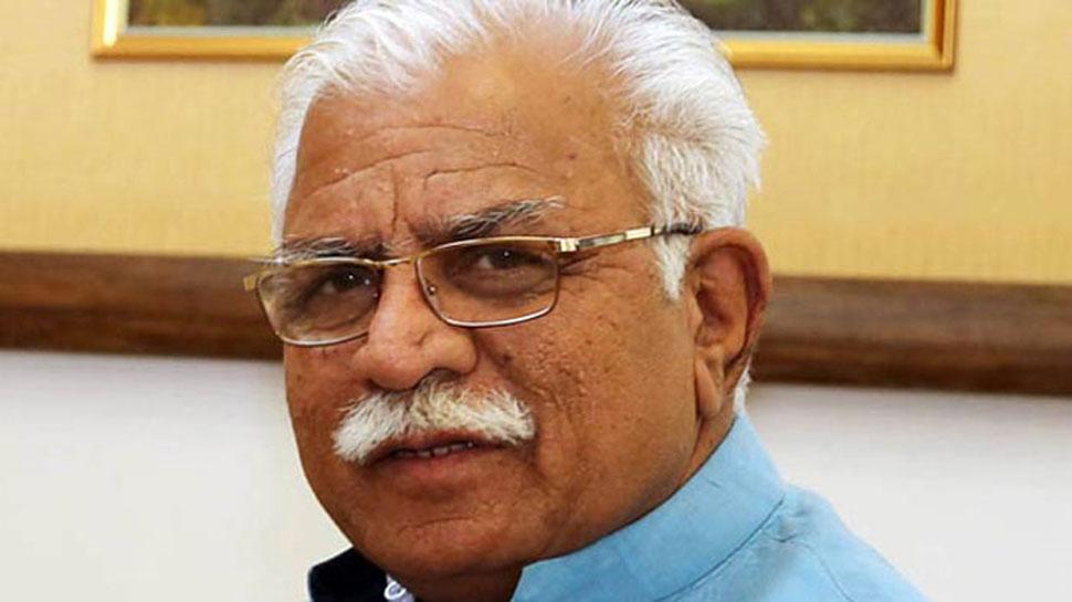 हरियाणा: मनोहर लाल खट्टर कल CM पद की लेंगे शपथ, BJP ने नियुक्त किए पर्यवेक्षक