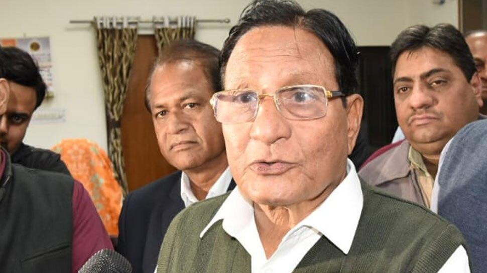 राजस्थान: निकाय चुनाव पर मंत्री शांति धारिवाल का बयान, कहा-BJP फैला रही भ्रम