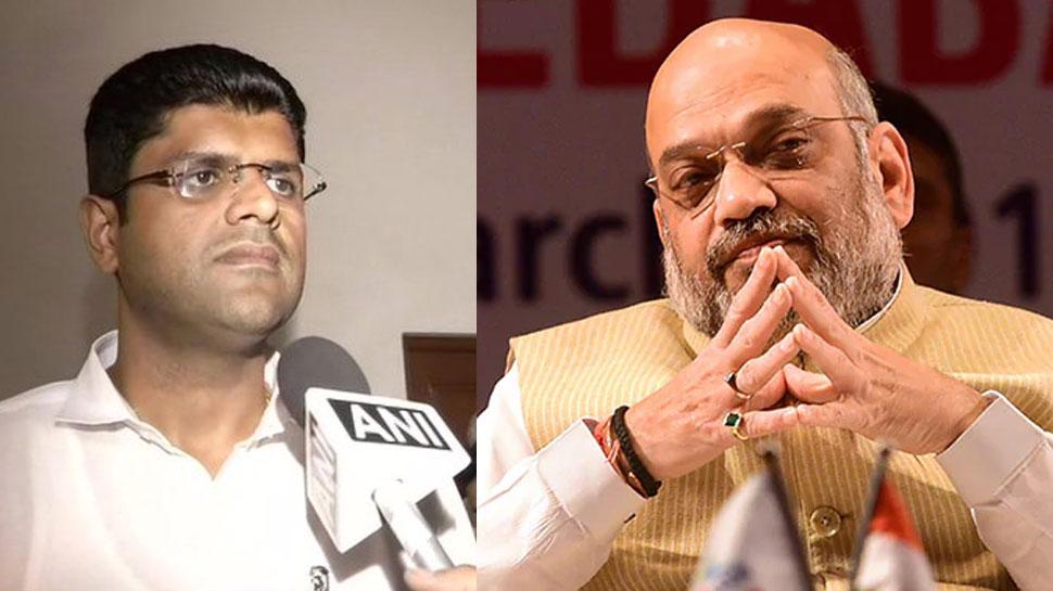 हरियाणा में BJP को सपोर्ट करेगी JJP, डिप्टी सीएम और 2 मंत्री पद की डिमांड: सूत्र