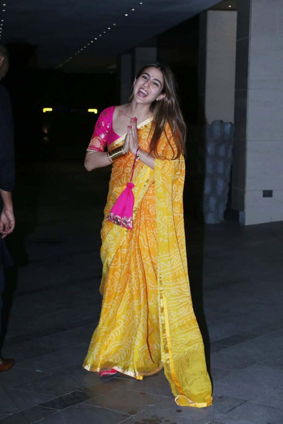 Jackky Bhagnani's Diwali party