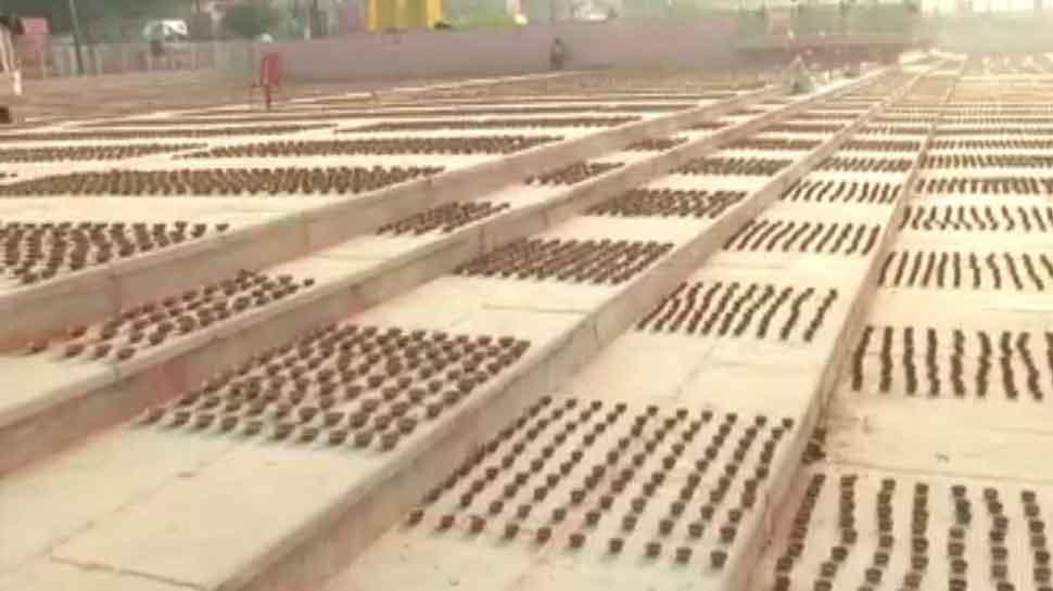 दीपोत्सव: राम नगरी अयोध्या में 21000 लीटर सरसों के तेल से रोशन होंगे 5,51,000 दीप | पढ़ें खास बातें