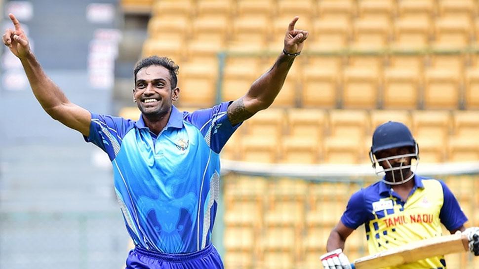 कर्नाटक बना विजय हजारे चैंपियन, अभिमन्यु मिथुन की बर्थडे पर हैट्रिक