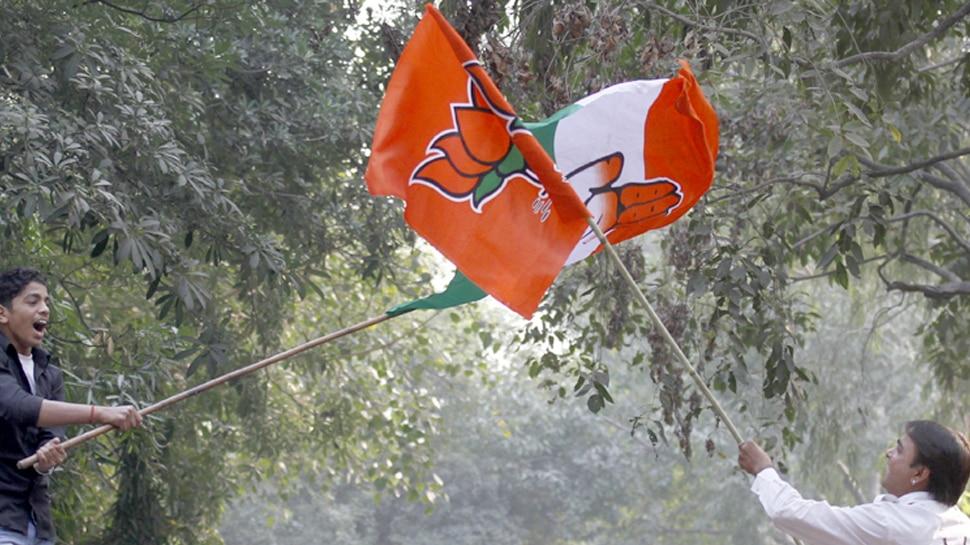 झारखंड में तेज हुआ नेताओं के बीच जुबानी जंग, BJP ने कांग्रेस पर साधा निशाना