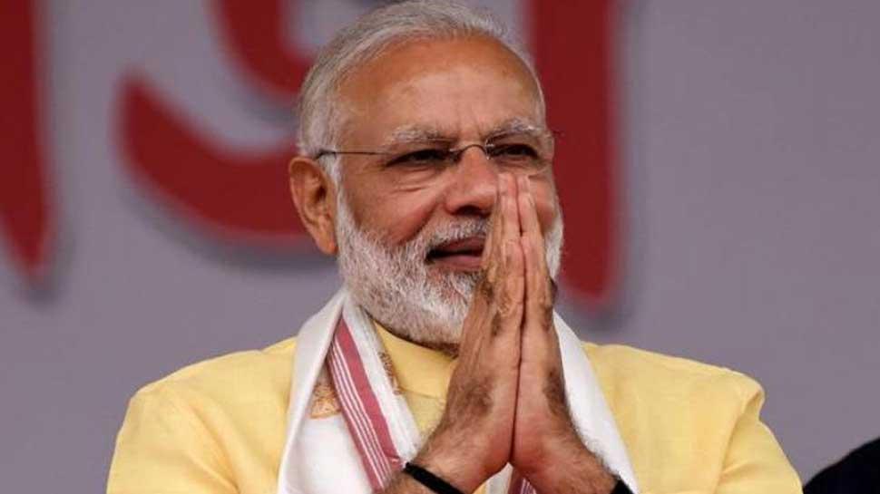 पीएम मोदी का दीपावली संदेश, 'हमारा देश सदा सुख, समृद्धि, सौभाग्य से आलोकित रहे'