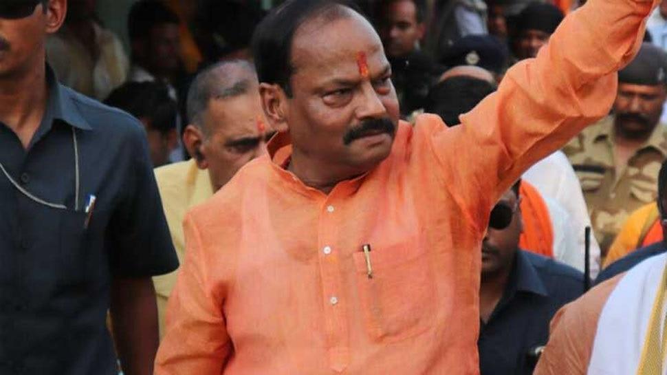 रांची: CM रघुवर ने दी दीपावली की बधाई, कहा- विकास के पथ पर अग्रसर रहे झारखंड