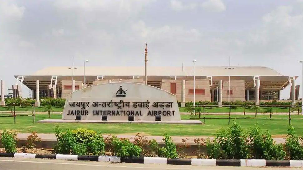 जयपुर इंटरनेशनल एयरपोर्ट पर एरियल फायरक्रैकर्स पर लगाई जा सकती है रोक