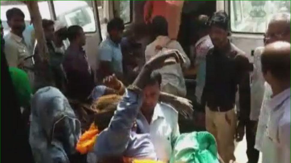 करौली: अलीपुरा गांव में जमीन विवाद में जमकर चली लाठियां, 13 घायल