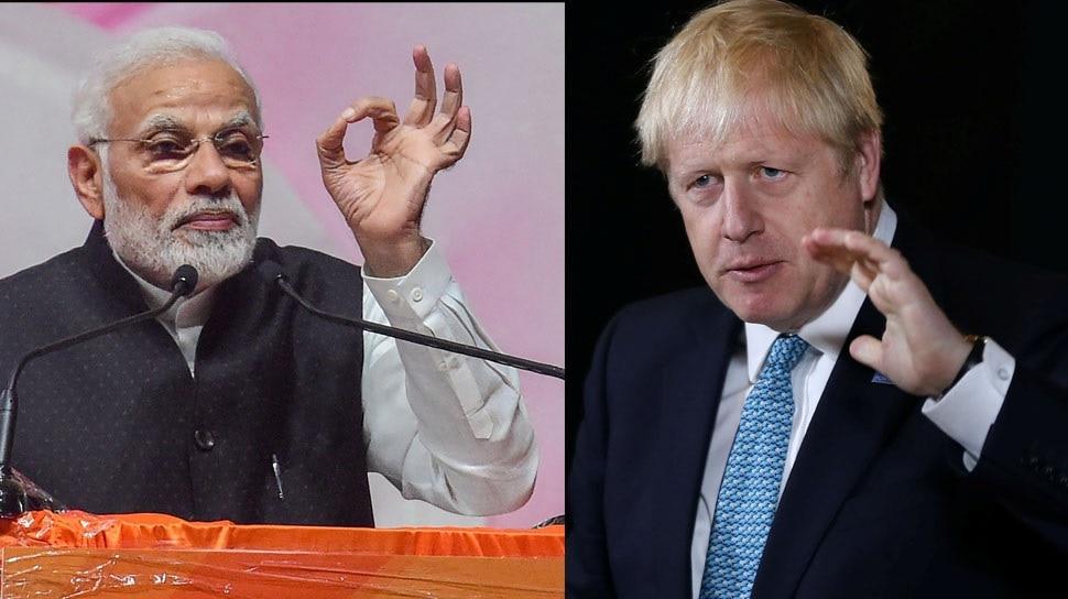 लंदन में दिखा भारत का दम, उच्चायोग घेरने आए पाकिस्तानियों को खदेड़ा गया