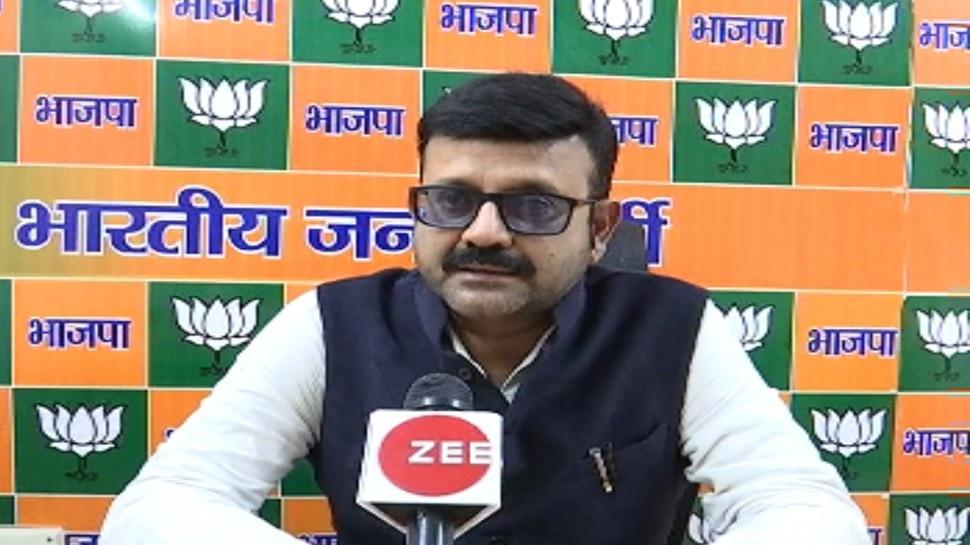 रांची: BJP का JMM पर निशाना, कहा- CM रघुवर लगातार कर रहे हैं जनता की सेवा