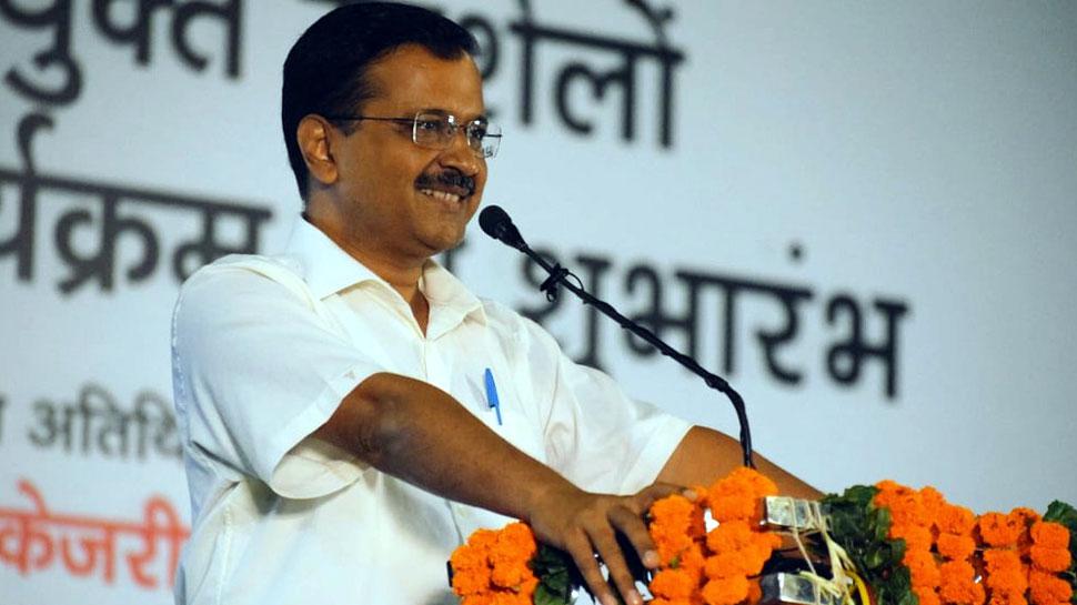 दिल्ली में बस मार्शलों की संख्या बढ़ाकर 13000 की जाएगी : CM केजरीवाल