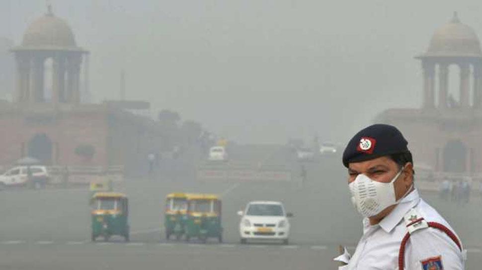 चंडीगढ़ में एयर क्वालिटी हुई बेहद खराब, हवा में सांस लेना हो सकता हानिकारक