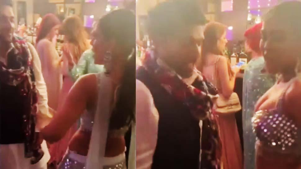 VIRAL VIDEO: दिवाली पार्टी में गुरु रंधावा के साथ निया शर्मा ने लगाए जबरदस्त ठुमके