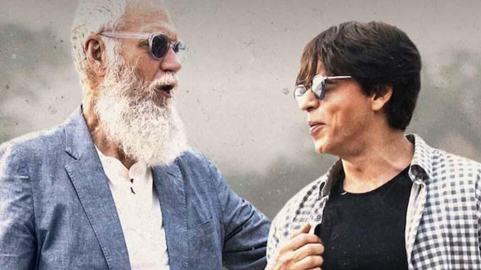 लोगों को पसंद आया डेविड लेटरमैन के साथ शाहरुख का इंटरव्यू, दिए ऐसे REACTIONS