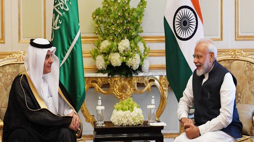 PM मोदी ने सऊदी अरब को बताया मूल्यवान दोस्त, कहा 'रिश्तों को मजबूत करने आया हूं'