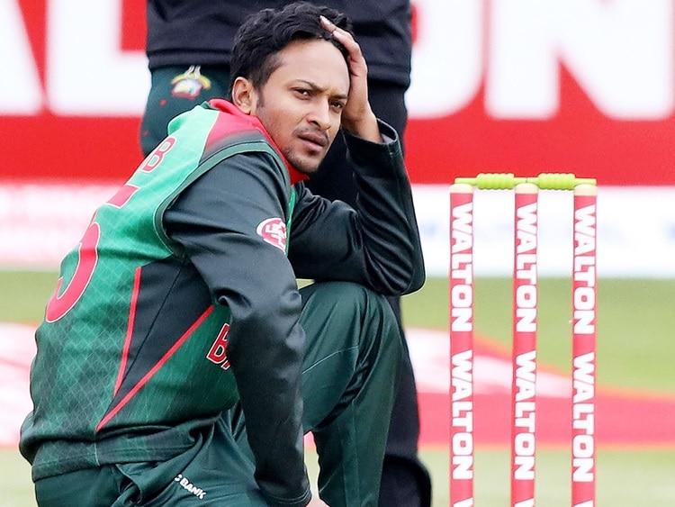 जानिए क्यों आईसीसी ने इस धाकड़ बांग्लादेशी क्रिकेट खिलाड़ी को दिया झटका