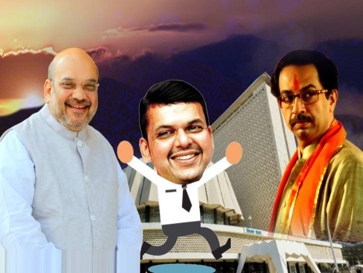 महाराष्ट्र में सरकार की सूरत साफ नहीं! तो फिर फडणवीस ने उद्धव का आभार क्यों जताया?