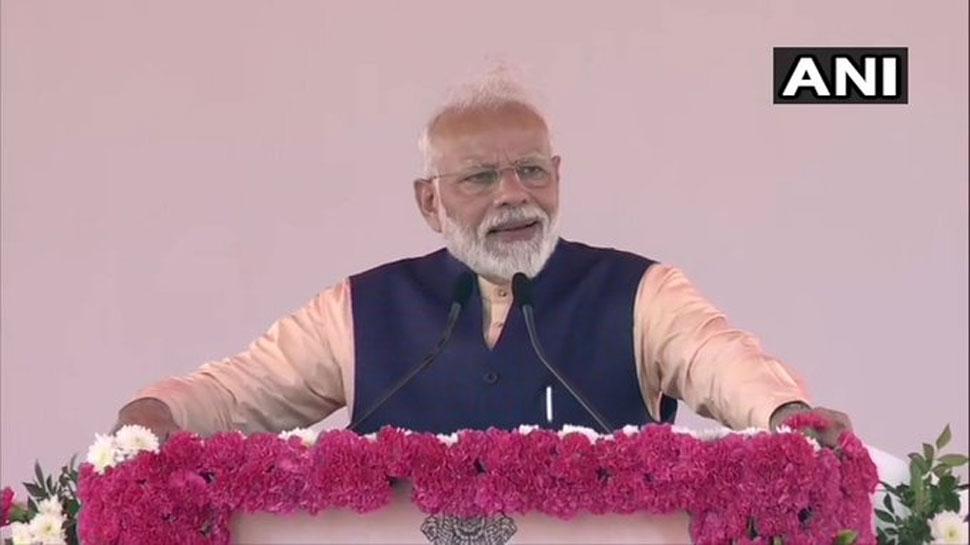 गुजरात- चाणक्य के बाद राष्ट्रीय एकता का काम सरदार पटेल ही कर पाए: PM मोदी