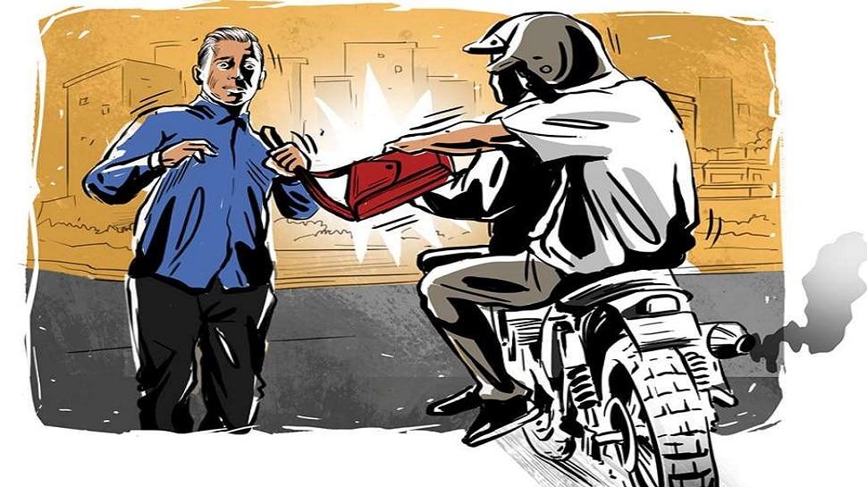 पटना: बैंक जा रहा था शख्स, एक लाख रुपए छीनकर फरार हुए अपराधी