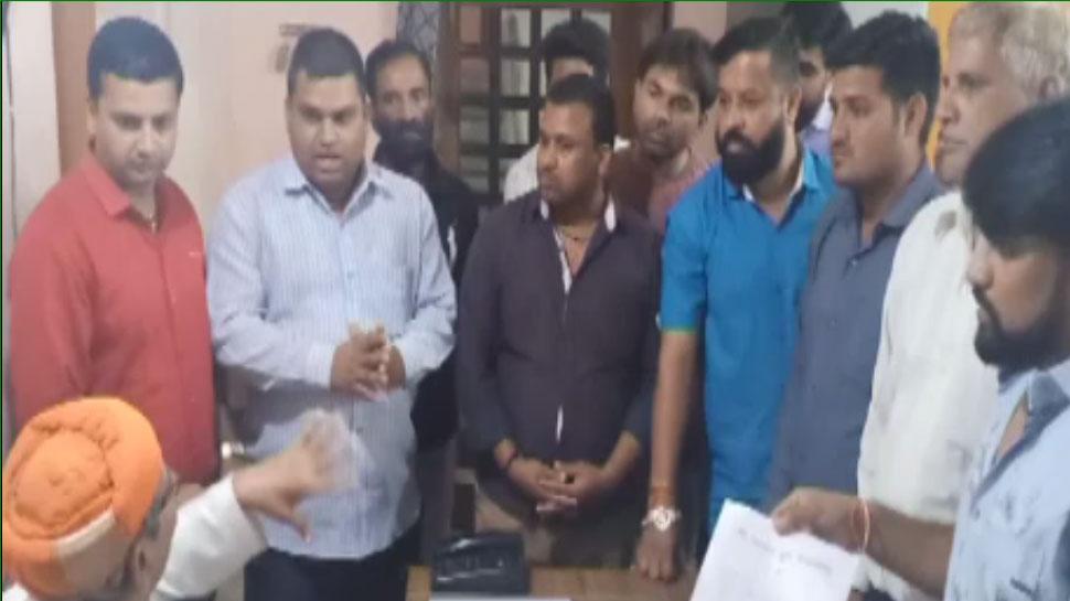 राजसमंद: अन्नकूट लूट परंपरा को बंद करने के ऐलान के बाद मचा बवाल, शहर का माहौल गरमाया