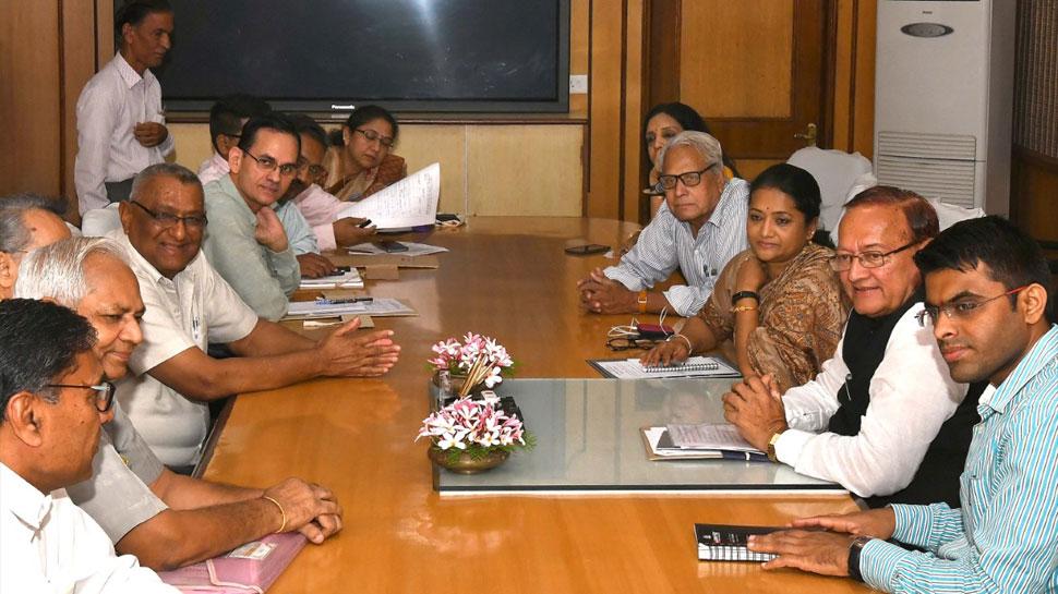राजस्थानी लिटरेचर फेस्टिवल को 'साहित्य के कुंभ' के रूप में पहचान मिले: बीडी कल्ला