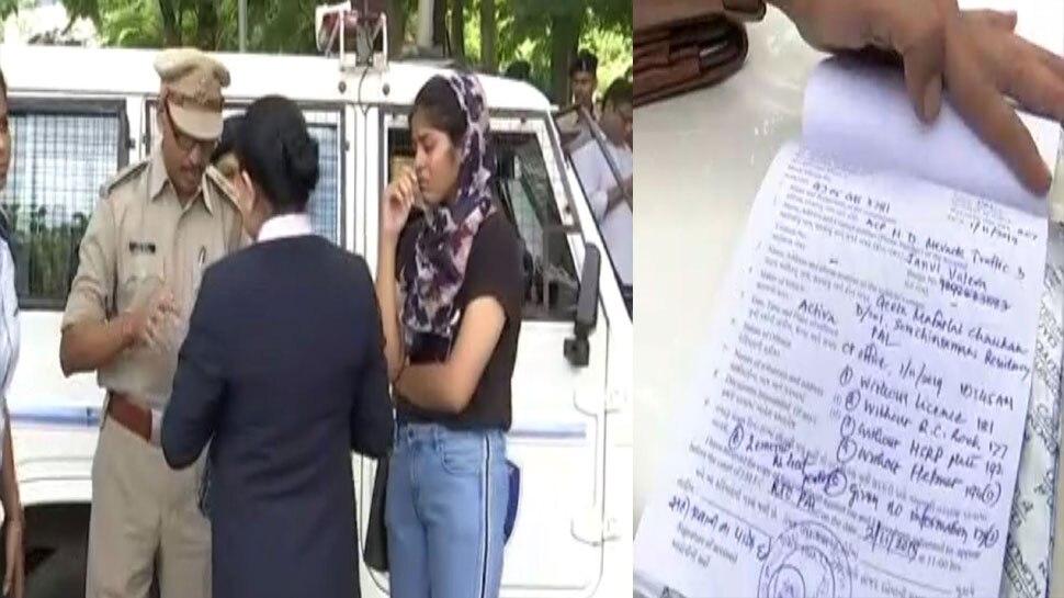 गुजरात: 1 महीने की छूट के बाद आज से सख्ती से लागू हुआ नया ट्रैफिक नियम