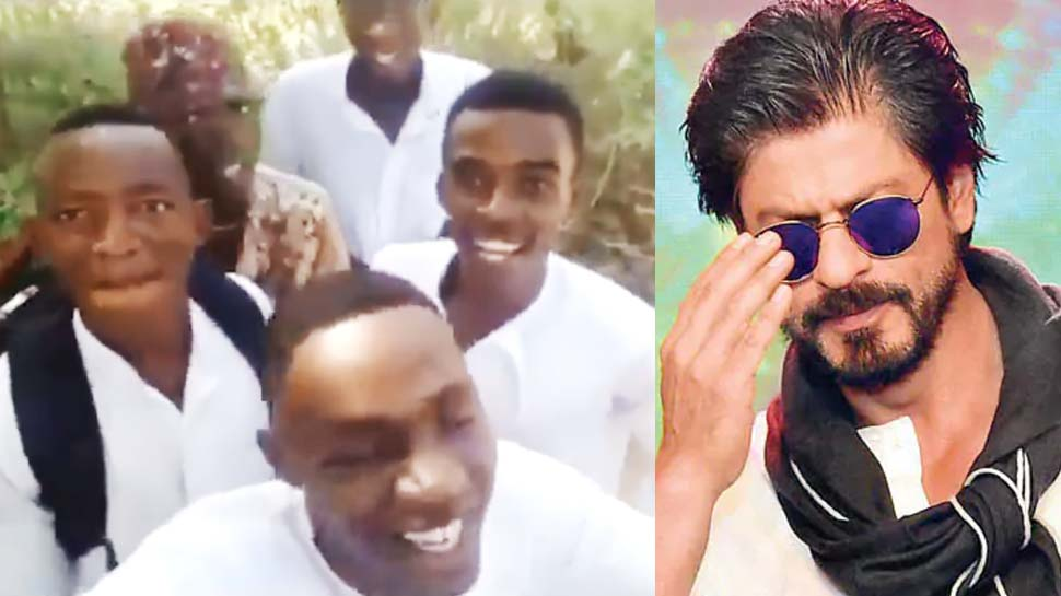 शाहरुख के बर्थडे पर जरूर देखें यह VIDEO, ये नाइजीरियन लड़के जीत लेंगे आपका दिल
