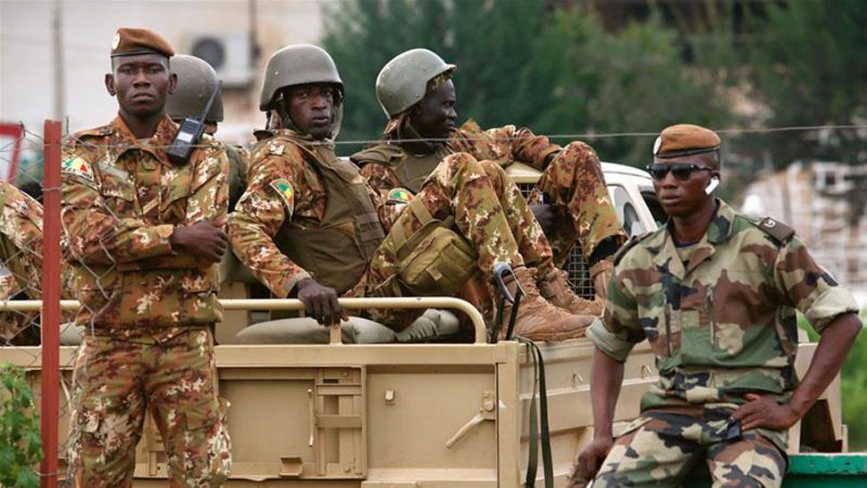 माली में आतंकी हमला, 53 सैनिक शहीद, 1 नागरिक की मौत