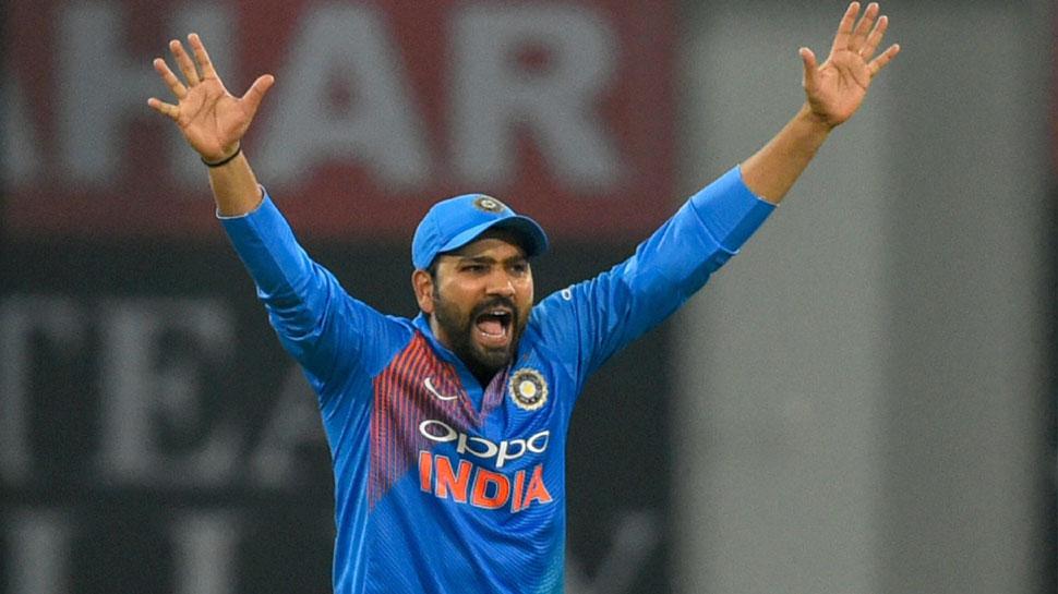 Rohit Sharma has splendid record of T20 Captaincy, it increase difficulties  of Bangladesh   रोहित का टी20 कप्तानी में है शानदार रिकॉर्ड, बांग्लादेश के  लिए होगी बहुत मुश्किल]   Hindi News ...