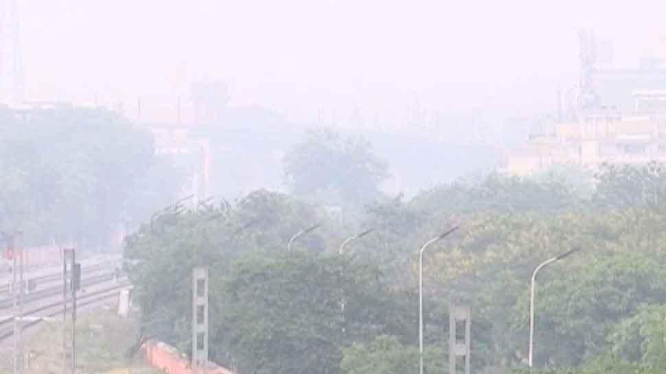 मुरादाबाद की हवा हुई 'जहरीली', खतरनाक स्तर पर पहुंचा एयर क्वालिटी इंडेक्स