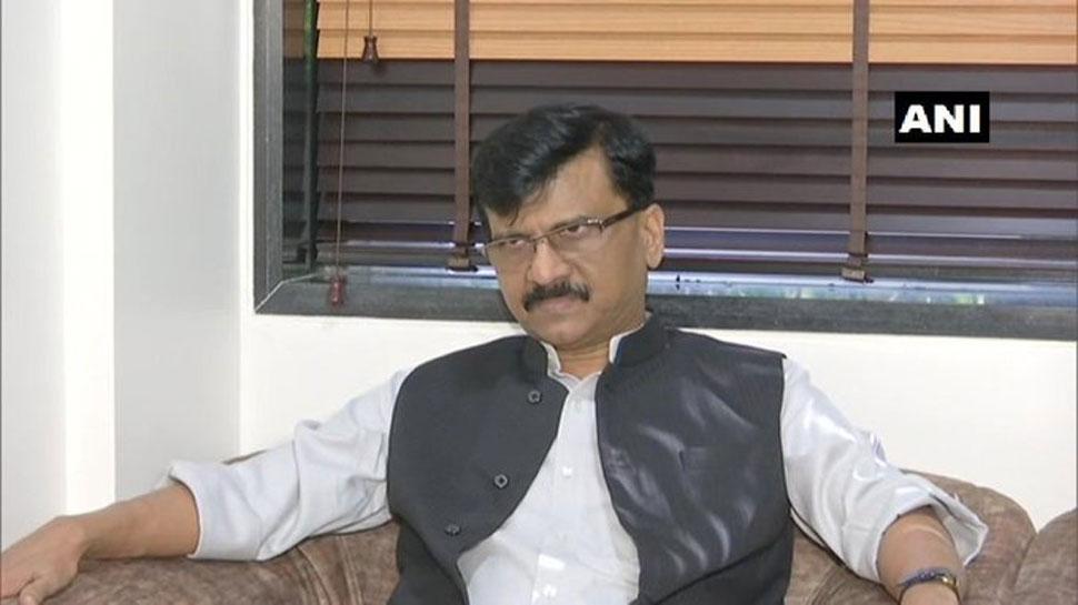 महाराष्ट्र: शिवसेना नेता संजय राउत का दावा, 'हमारे पास है 170 विधायकों का समर्थन'