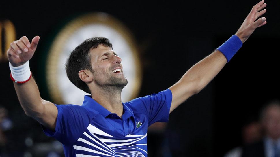 टेनिस: जोकिविक ने एक घंटे में जीता पेरिस मास्टर्स खिताब, अब नजरें नंबर एक स्थान पर