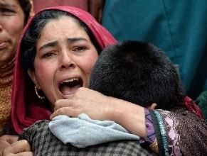 आतंकियों की क्रूरता पर भारी पड़ी 'मां की ममता'
