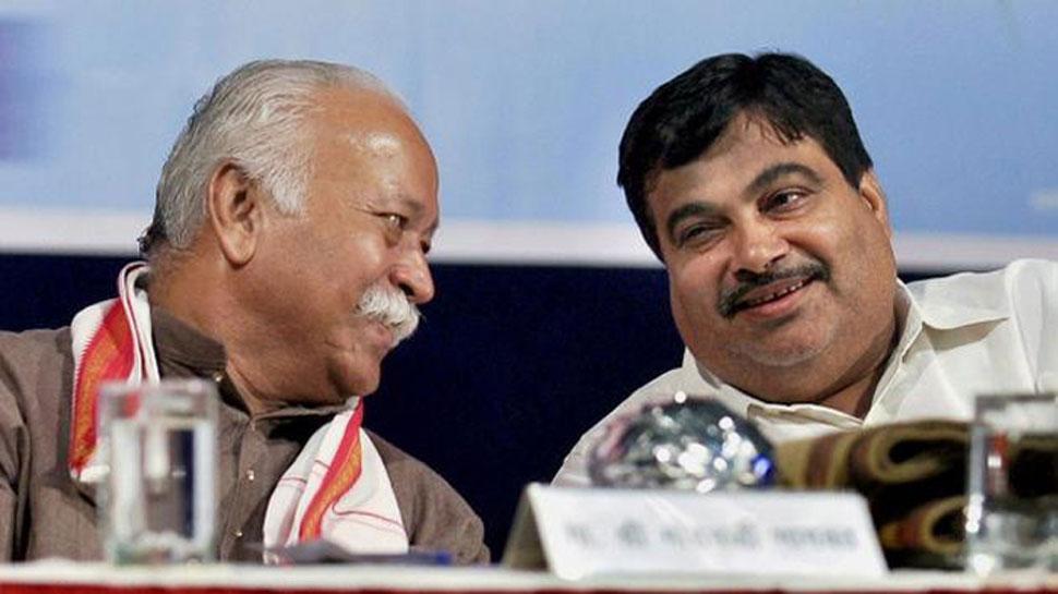 उद्धव के करीबी ने RSS को लिखा खत, बातचीत के लिए गडकरी को मध्यस्थ बनाने को कहा