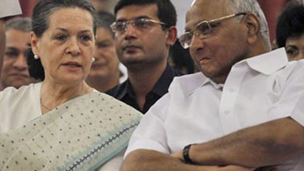 महाराष्ट्र: शिवसेना के साथ सरकार बनाने में NCP को नहीं दिक्कत, दुविधा में कांग्रेस