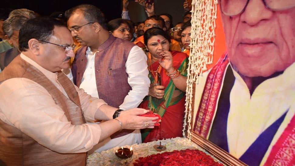 पटना: जेपी नड्डा बोले- 'कांग्रेस गेम खेलने लायक नहीं, PM मोदी में ही Pak के छक्के छुड़ाने की ताकत'