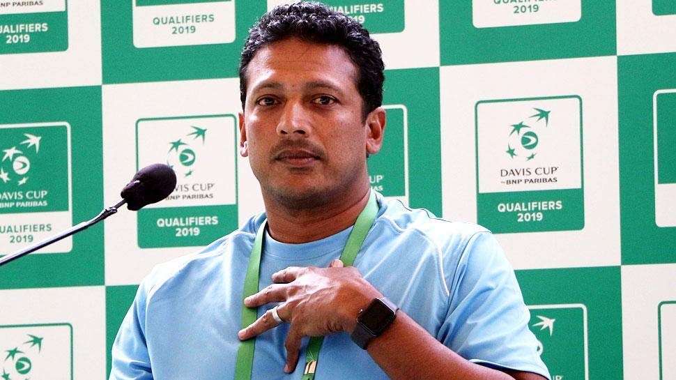 पाकिस्तान से मुकाबले से पहले भारतीय टीम में विवाद, महेश भूपति हुए 'बागी'