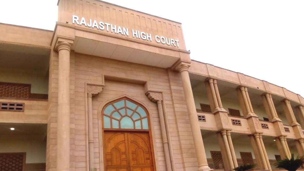 जोधपुर: वकील कोटे से हाई कोर्ट में जज नियुक्त महेंद्र कुमार ने ली शपथ