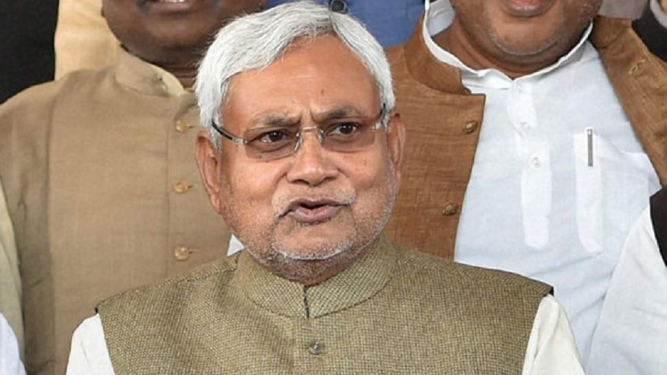 CM नीतीश ने समस्तीपुर मेडिकल कॉलेज का किया शिलान्यास, JDU के मंत्री ने किया था विरोध