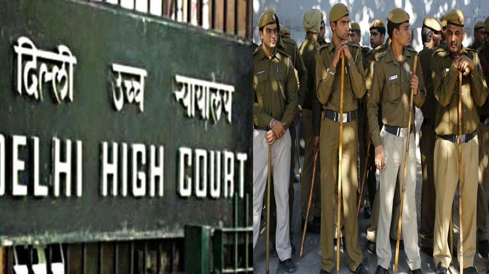 तीस हजारी हिंसा मामले में दिल्ली पुलिस को हाईकोर्ट से झटका, वकीलों पर कार्रवाई नहीं