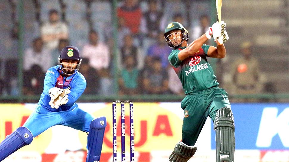 INDvsBAN: महमूदुल्लाह ने पहले टी20 में छक्के से दिलाई थी जीत, अब बना सकते हैं ये रिकॉर्ड