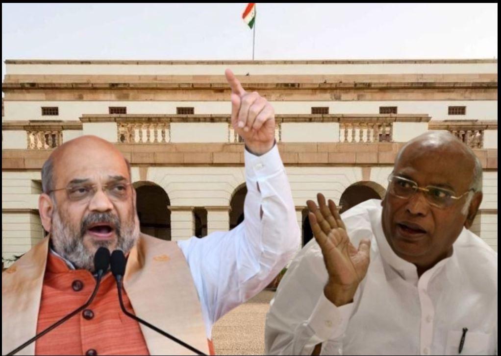 नेहरू मेमोरियल के 'कांग्रेसमुक्त' होने से 'खिसिया' गए नेताजी