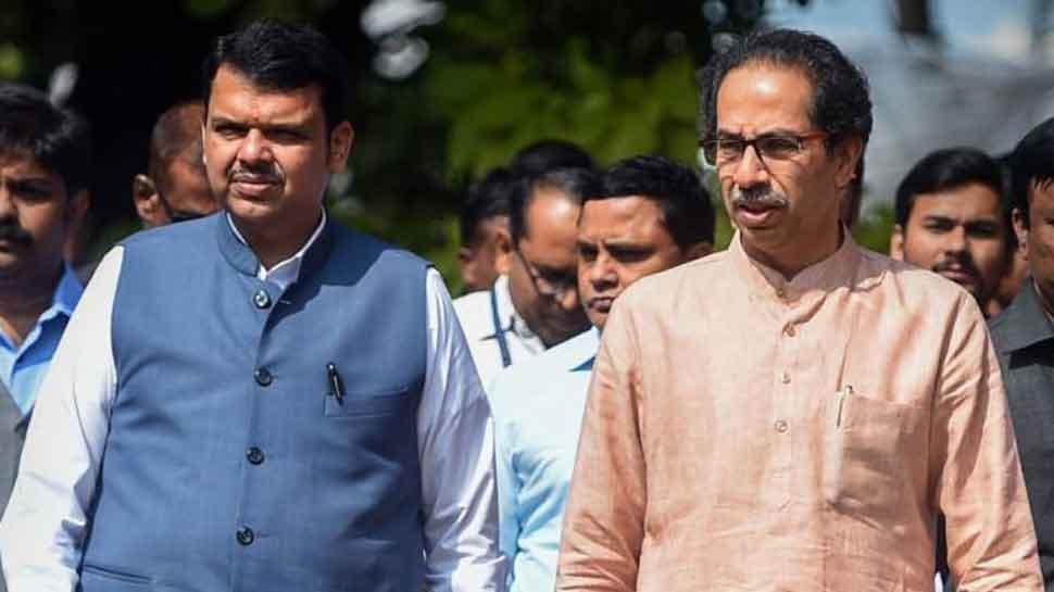 RSS ने उद्धव से बात की, BJP गवर्नर से मिलेगी, समर्थन पर शिवसेना दो गुटों में बंटी