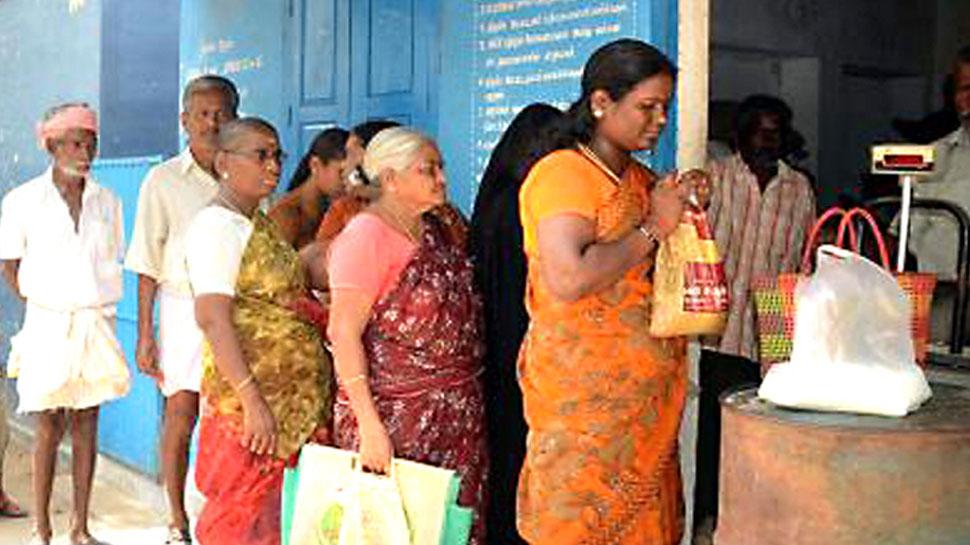 राजस्थान: खाद्य सुरक्षा योजना का उड़ा मखौल, उदयपुर में 3800 लोगों को किया सूची से आउट
