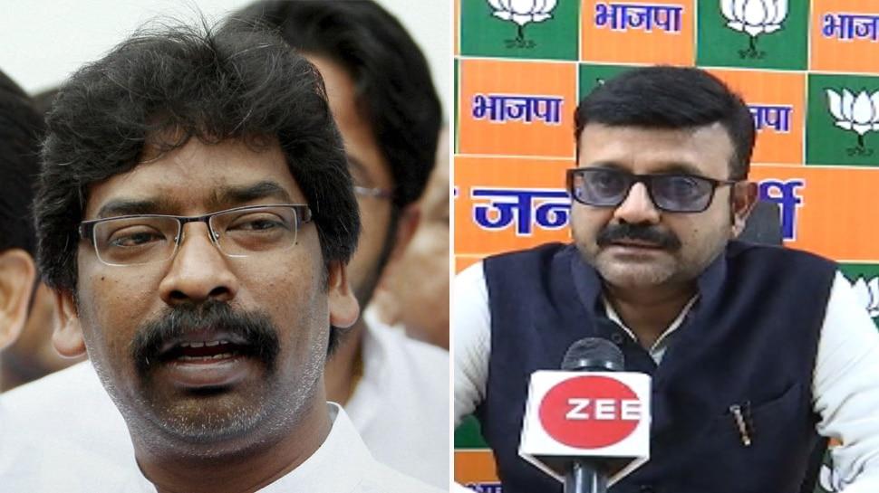 झारखंड चुनाव: JMM ले रही 51000 का आवेदन शुल्क, BJP ने बताया आदिवासियों के साथ छलावा