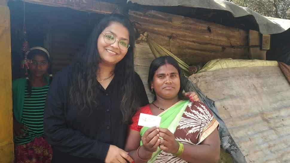 Geeta Kale did not have work