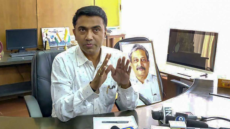 गोवा में धारा-144 के बावजूद धार्मिक समारोहों को छूट दी जाएगी: CM प्रमोद सावंत