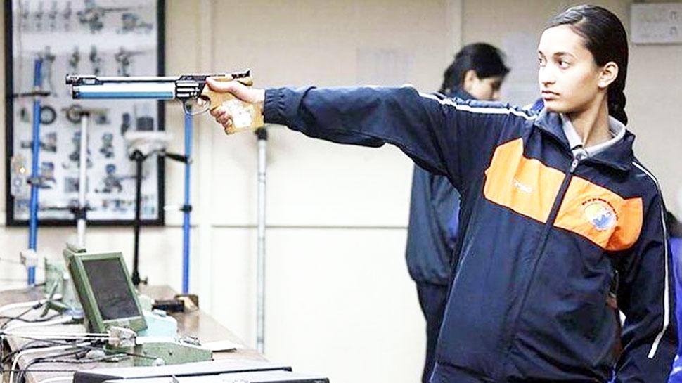 चिंकी यादव ने हासिल किया ओलंपिक कोटा, ऐसा करने वाली 11वीं भारतीय शूटर बनीं