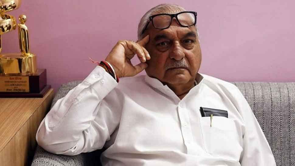 पूर्व CM भूपेंद्र सिंह हुड्डा के छोटे भाई का निधन, 5 दिन पहले ICU में किए गए थे भर्ती