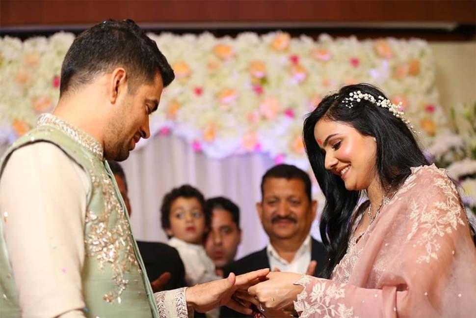Kangana Ranaut brother engagement